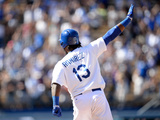 May 11, 2014, San Francisco Giants vs Los Angeles Dodgers - Hanley Ramirez Photographic Print by Harry How