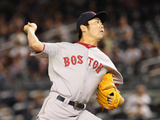 Jun 29, 2014, Boston Red Sox vs New York Yankees - Koji Uehara Photographic Print by Andy Marlin