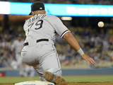 Jun 2, 2014, Chicago White Sox vs Los Angeles Dodgers - Jose Abreu Photographic Print by Harry How