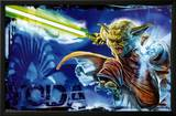Star Wars - Yoda Unleashed Posters