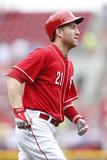 Jun 12, 2014, Los Angeles Dodgers vs Cincinnati Reds - Todd Frazier Photographic Print by Joe Robbins