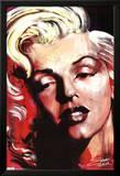 Stephen Fishwick - Hot! - Marilyn Monroe Plakát