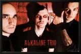 Alkaline Trio Handgun Music Poster Print Poster