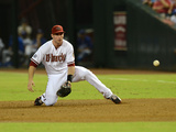Sep 16, 2013, Los Angeles Dodgers vs Arizona Diamondbacks - Paul Goldschmidt Photographic Print by Norm Hall