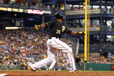 Jun 26, 2014, New York Mets vs Pittsburgh Pirates - Gregory Polanco Photographic Print by Justin K. Aller