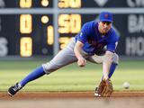 May 30, 2014, New York Mets vs Philadelphia Phillies - Daniel Murphy Photographic Print by Rich Schultz