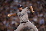 Jun 30, 2012, San Diego Padres vs Colorado Rockies - Huston Street Photographic Print by Dustin Bradford