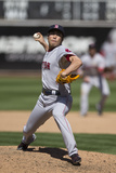 Jun 22, 2014, Boston Red Sox vs Oakland Athletics - Koji Uehara Photographic Print by Jason O. Watson