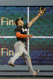 May 13, 2014, Miami Marlins vs Los Angeles Dodgers - Giancarlo Stanton Photographic Print by Harry How