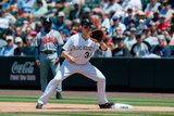 Jun 12, 2014, Atlanta Braves vs Colorado Rockies - Justin Morneau Photographic Print by Dustin Bradford