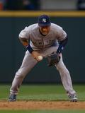 Jun 10, 2014, New York Yankees vs Seattle Mariners - Derek Jeter Photographic Print by Otto Greule Jr