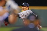 Jun 11, 2014, New York Yankees vs Seattle Mariners - Masahiro Tanaka Photographic Print by Otto Greule Jr