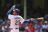 Mar 23, 2014, Los Angeles Dodgers vs Arizona Diamondbacks - Adrian Gonzalez Photographic Print by Mark Kolbe