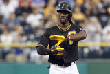 Aug 28, 2012, St Louis Cardinals vs Pittsburgh Pirates - Andrew McCutchen Photographic Print by Justin K. Aller