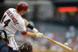 May 13, 2013, Atlanta Braves vs Arizona Diamondbacks - Paul Goldschmidt Photographic Print by Norm Hall