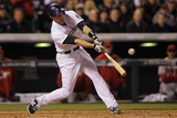 Apr 5, 2014, Arizona Diamondbacks vs Colorado Rockies - DJ LeMahieu Photographic Print by Doug Pensinger