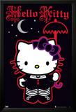 Hello Kitty - Gothic Poster
