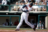 Mar 12, 2014, Washington Nationals vs Atlanta Braves - Freddie Freeman Photographic Print by Stacy Revere
