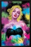 Flourescent - Marilyn Monroe Posters