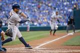 May 23, 2014, Houston Astros vs Seattle Mariners - Jose Altuve Fotografisk tryk af Otto Greule Jr