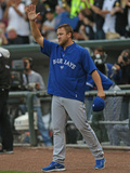 Jun 10, 2013, Toronto Blue Jays vs Chicago White Sox - Mark Buehrle Photographic Print by Jonathan Daniel
