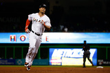 Jun 16, 2014, Chicago Cubs vs Miami Marlins - Giancarlo Stanton Photographic Print by Rob Foldy