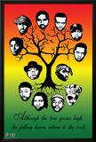 Steez - Roots Tree Poster by  Steez
