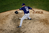 Jul 5, 2013, San Diego Padres vs Washington Nationals - Huston Street Photographic Print by Rob Carr