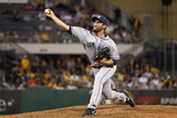 Sep 18, 2013, San Diego Padres vs Pittsburgh Pirates - Huston Street Photographic Print by Justin K. Aller