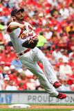 Apr 27, 2014, Pittsburgh Pirates vs St. Louis Cardinals - Matt Carpenter Photographic Print by Dilip Vishwanat