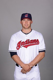 2014 Cleveland Indians Photo Day: Feb 24 - Cody Allen Photographic Print by Jason Wise
