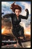 Captain America 2 - Black Widow Prints