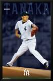 New York Yankees - M Tanaka 14 Photo