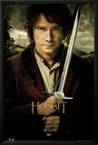 The Hobbit-Bilbo And Sword Posters