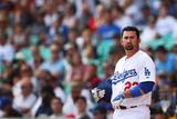 Mar 23, 2014, Los Angeles Dodgers vs Arizona Diamondbacks - Adrian Gonzalez Photographic Print by Brendon Thorne
