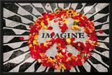 Imagine (John Lennon Memorial) Music Poster Print Prints