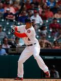 May 17, 2014, Chicago White Sox vs Houston Astros - George Springer Photographic Print by Scott Halleran