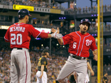 May 24, 2014, Washington Nationals vs Pittsburgh Pirates - Anthony Rendon Photographic Print by Justin K. Aller