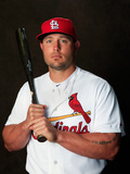 Feb 24, 2014, St. Louis Cardinals Photo Day - Matt Holliday Photographic Print by Rob Carr