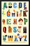 Disney - Alphabet Prints