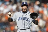 Sep 23, 2012, San Diego Padres vs San Francisco Giants - Huston Street Photographic Print by Jason O. Watson