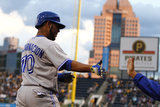 May 3, 2014, Toronto Blue Jays vs Pittsburgh Pirates - Edwin Encarnacion Photographic Print by Justin K. Aller