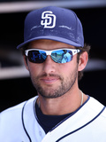 Mar 11, 2012, Arizona Diamondbacks vs San Diego Padres - Huston Street Photographic Print by Christian Petersen