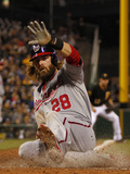 May 23, 2014, Washington Nationals vs Pittsburgh Pirates - Jayson Werth Photographic Print by Justin K. Aller