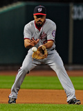 Jun 13, 2014, Washington Nationals vs St. Louis Cardinals - Anthony Rendon Photographic Print by Jeff Curry