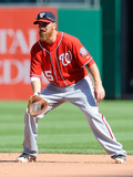 May 25, 2014, Washington Nationals vs Pittsburgh Pirates - Adam LaRoche Photographic Print by Joe Sargent