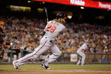 Jun 11, 2014, Washington Nationals vs San Francisco Giants - Jayson Werth Photographic Print by Ezra Shaw