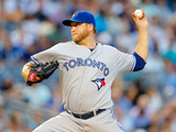 Jun 18, 2014, Toronto Blue Jays vs New York Yankees - Mark Buehrle Photographic Print by Jim McIsaac