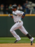 Jun 17, 2014, San Diego Padres vs Seattle Mariners - Robinson Cano Photographic Print by Otto Greule Jr