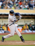 Jun 13, 2014, New York Yankees vs Oakland Athletics - Derek Jeter Photographic Print by Ezra Shaw